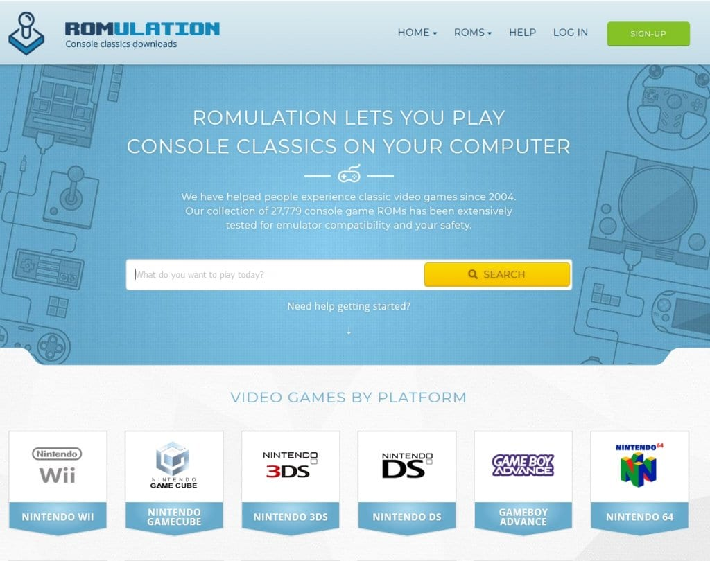 romulation