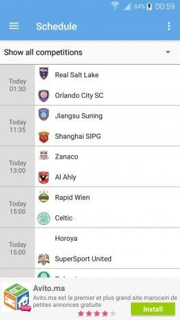 show-sport-tv-interface