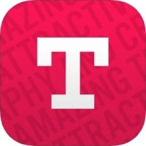 typorama logo