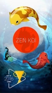 zen koi screen