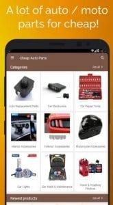 Cheap car & bike auto parts. Buy online!
