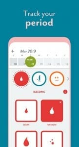 15 Best period tracking apps for Android & iOS | Free apps