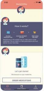 Medsonway - Medicine Delivery App