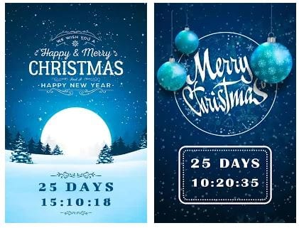 11 Best Christmas Countdown Apps For Android Ios Free Apps For Android And Ios