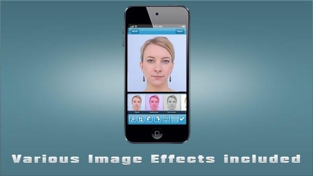 Passport Photo-Print Passport Photos by a Single Click screen