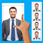 Passport photo maker-logo
