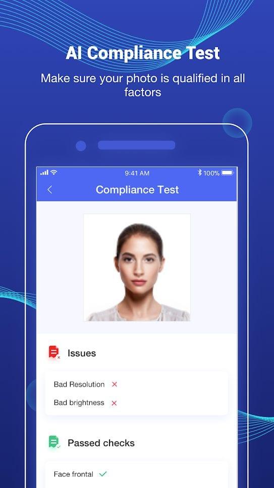 Photid-AI Passport Photo Booth-screen2