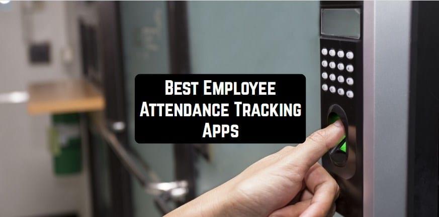 employee attendance trackin