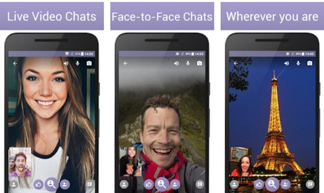 Strangers Chat Roulette | Free apps for Android and iOS