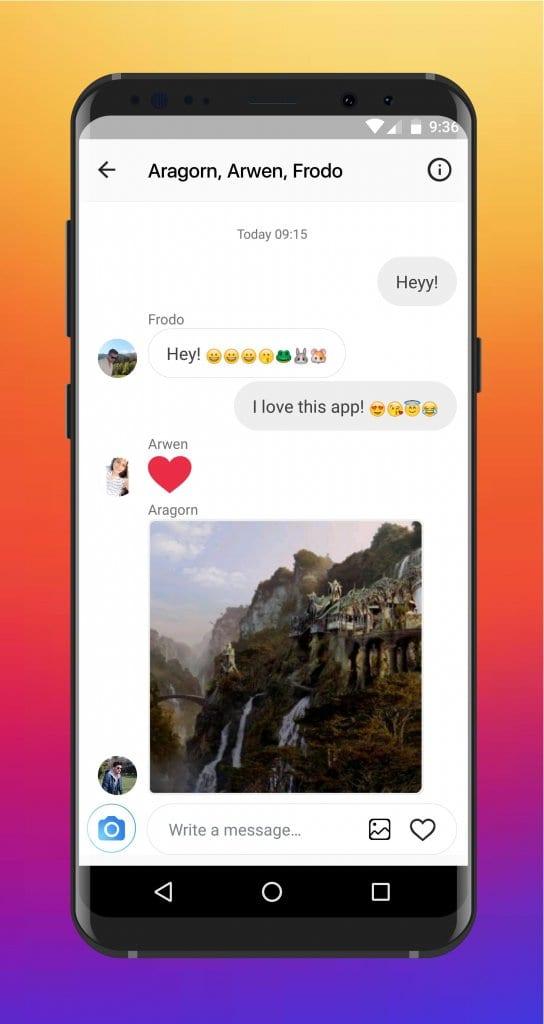 fake-chat-screen