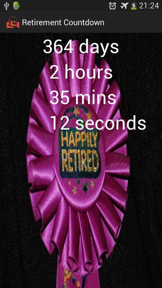 retirement-countdown-screen