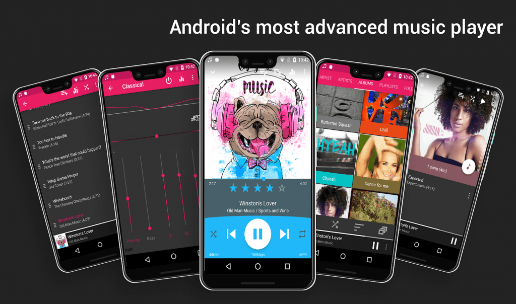 rocker-music-player-screen