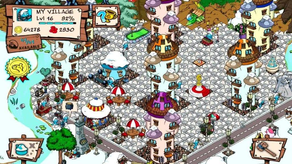 smurfs-village-screen