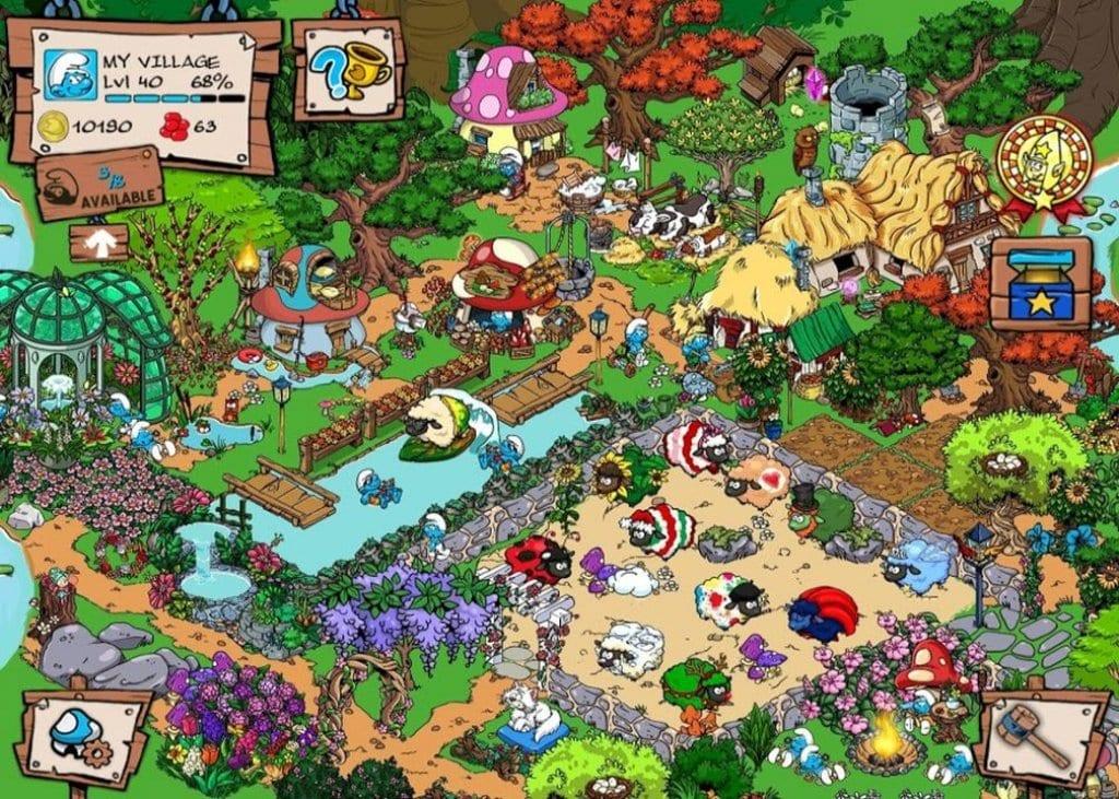 smurfs-village-screen2