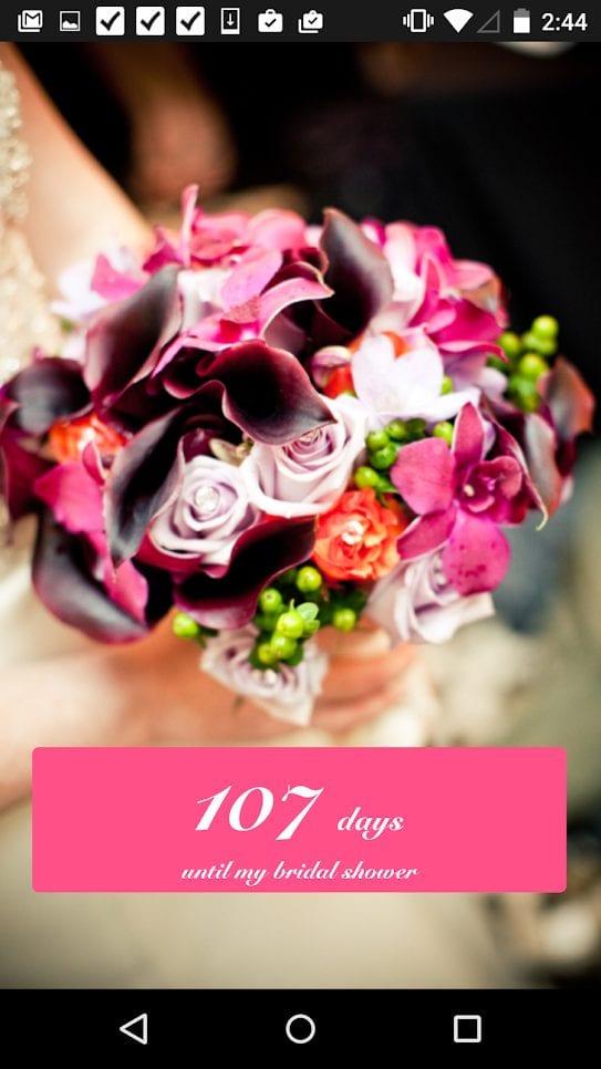 wedding-countdown-widget-screen2