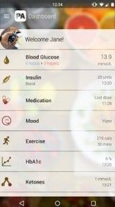 Diabetes PA