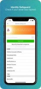 Avira Mobile Security screen
