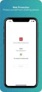 Avira Mobile Security screen1