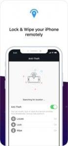 Bitdefender Mobile Security screen