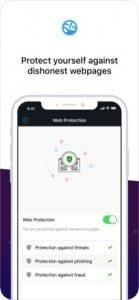 Bitdefender Mobile Security screen1