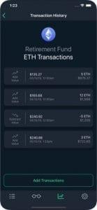 CoinCap screen1