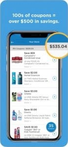 Couponscom screen
