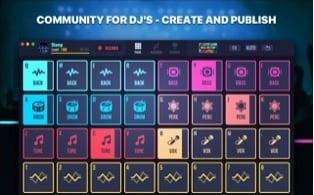DJ Mix Pads 2 screen