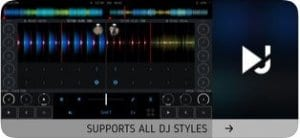 DJ Player Professional screen1
