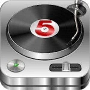 DJ Studio 5 logo