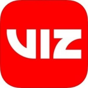 VIZ Manga – Direct from Japan logo