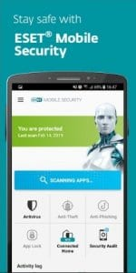 eset screen