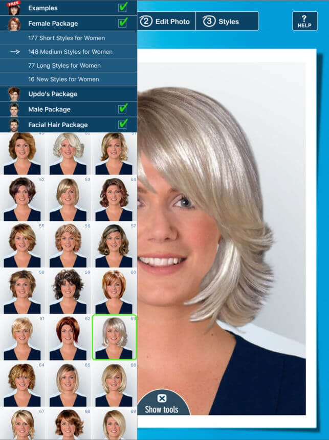 hairstyle-try-on-screen