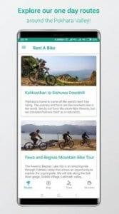 Rent A Bike - PMBA Cycle App