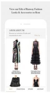 Armarium - Rent High Fashion
