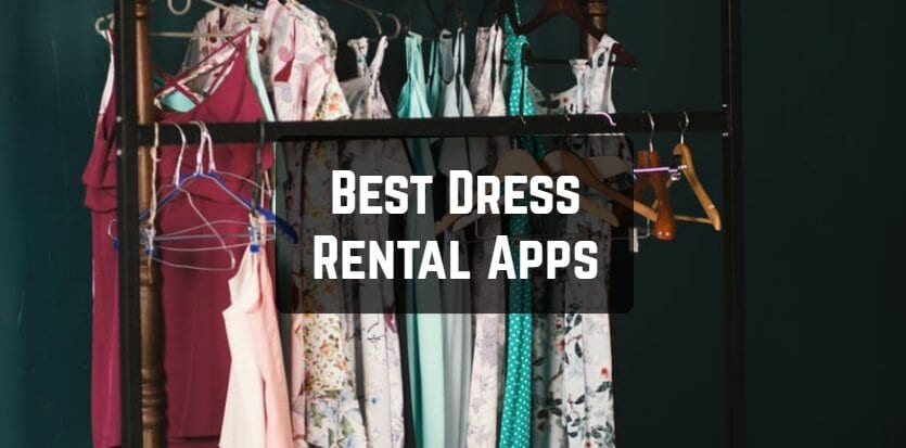 Best Dress Rental Apps