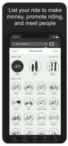 Spinlister - Global Bike Share
