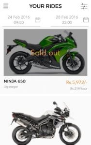 Wicked Ride - Bike Rentals