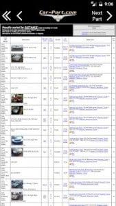 Car-Part.com Used Auto Parts