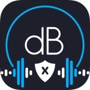 Decibel X logo