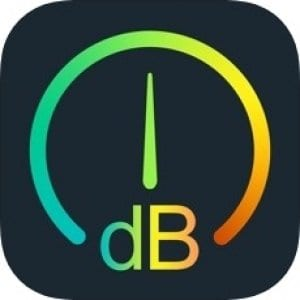 DecibelMeter-measure db level logo