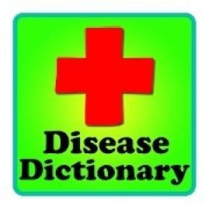 Diseases Dictionary logo