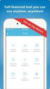 Emergency Nurse Essentials screen