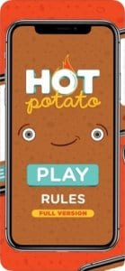 Hot Potato screen