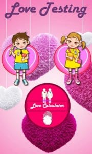 Love calculator - Real love test