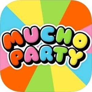 Mucho Party logo