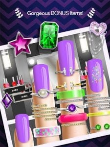 Nail Salon: Manicure Girl Game