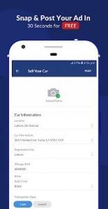 PakWheels Buy & Sell Cars, Bikes and Auto Parts screen 1