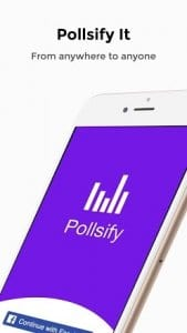 Pollsify - Fun way to poll