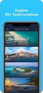 YachtLife screen