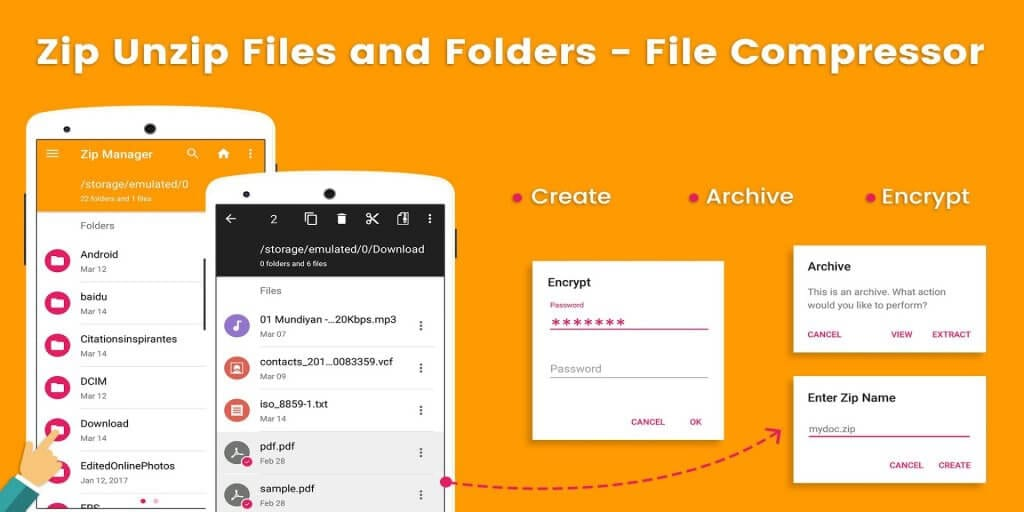9 Best file compressor apps for Android | Free apps for